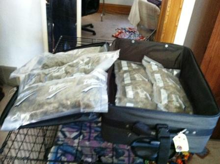 Drug bust Montgomery County